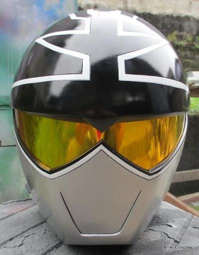 Red Turbo Ranger Helmet Super Megaforce | Anik...