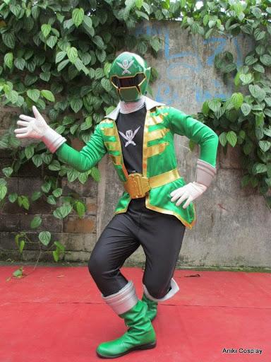 super megaforce aniki cosplay